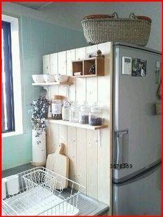 Cheap Home Decor, Diy Home Decor, Decor Crafts, Sweet Home, Diy Casa, Diy Kitchen Storage, Small Kitchen Organization, Küchen Design, Design Trends