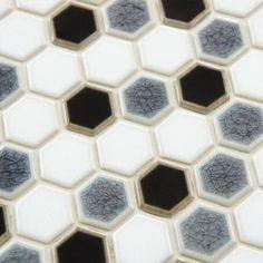 cea60e27c526 Merola Tile Casella Checkerboard 5-1 2 in. x 9 in. Porcelain