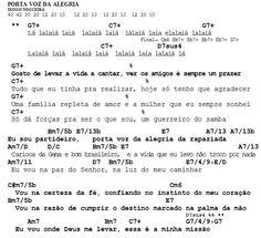 MEU CAVAQUINHO: Cifra - Porta Voz da Alegria - Diogo Nogueira
