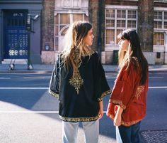 Joanna & Sarah Halpin for The Lovers & Drifters Club
