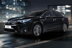 2016 Toyota Avensis sedan  http://toyotacarstrucks.com/2016-toyota-avensis/