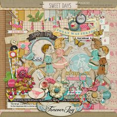 Sweet Days-by ForeverJoy Designs