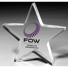 "Show how much you appreciate a job well done with the help of this acrylic paperweight! It is perfect for any event or ceremony and comes in a variety of shapes and thickness. You can have this 3/4"" thick memento customized with your logo or message to make it even more special. It will lend sophistication and elegance to any event and provide a great keepsake. Don't plan your next event without this eye catching acrylic paperweight!"