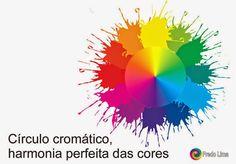 Pop Art Fredo Lima: ESTE É O VERDADEIRO CÍRCULO CROMÁTICO