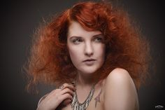 Photography by Scott Chalmers, Post processing by Scott Chalmers, Taken at Shutterworks Studio. Tagged with beauty,hair,red. Beauty Shoot, Hair Beauty, Red Hair, Photoshoot, Photography, Ideas, Fashion, Red Hair Weave, Photo Shoot