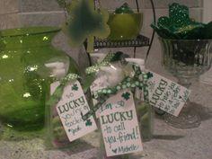 St. Patrick's day gift for teacher :)