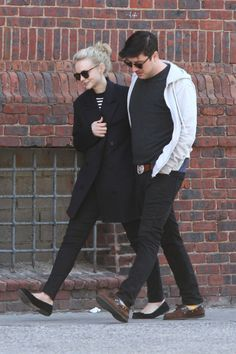 Carey Mulligan & Marcus Mumford