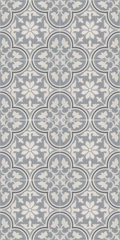 Old style tiles, this one has its origin in Italy - beautiful :)