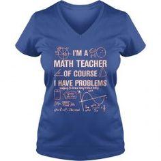 I'm Math teacher