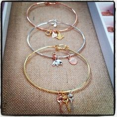 Love these bangles!! Available soon at www.skjewels.origamiowl.com