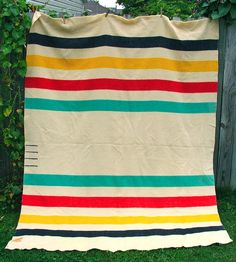 Knitting Pattern For Hudson Bay Blanket : 1000+ ideas about Hudson Bay Blanket on Pinterest Hudson ...
