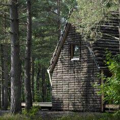 The Modern Seaweed House by  Vandkunsten and Realdania Byg