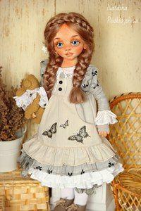 Авторские текстильные куклы ручной работы Soft Dolls, Doll Face, Antique Art, Felt Crafts, Doll Clothes, Disney Characters, Fictional Characters, Disney Princess, Antiques