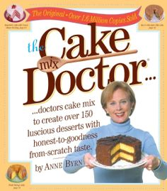 The Cake Mix Doctor (Paperback) - Overstock™ Shopping - Great Deals on General Cooking