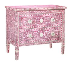 Indian Artisan Mother of Pearl Bone Inlay Mosaic Furniture Historically Created For Palaces of India   Inspiring Interior Design Ideas From InStyle-Decor.com Beverly Hills Enjoy & Happy Pinning