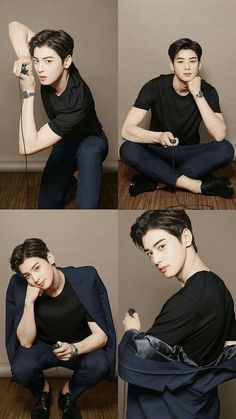 Handsome Korean Actors, Handsome Boys, Cha Eunwoo Astro, Lee Dong Min, Lee Joon, Joo Hyuk, Cute Korean Boys, Kim Jisoo, Kdrama Actors