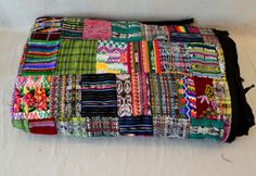 Guatemala  Traditional Curtain or Tapestry  by PIDcrafts on Etsy