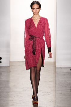 Sophie Theallet Fall 2012 Ready-to-Wear Collection Slideshow on Style.com