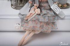 платье тильды