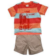 Dia das crianças é no Fashionera! http://www.fashionera.com.br CONJUNTO DAY BY - TYROL