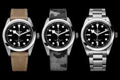 Retour sur l'une des montres phares du Baselworld 2016 : la nouvelle Tudor Black Bay 36. Une bonne affaire sans prétention qui fait beaucoup de bruit.