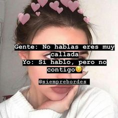 Lyric Quotes, Sad Quotes, Inspirational Quotes, Funny Spanish Memes, Spanish Humor, Good Instagram Captions, Instagram Quotes, Boy Best Friend, Positive Phrases