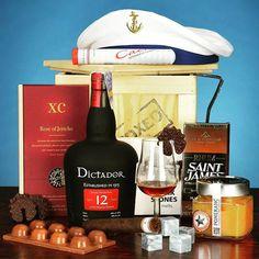 Nová bedna s rumem Dictador - ideální výbava pro fajnšmekry #rum  #new #box #spacidlem #manboxeo #dictador #luxus