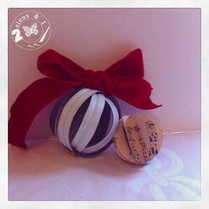 Fabriquer une boule pour le sapin à partir d'une...