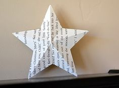 5-Pointed Star in One Snip | Flea Market Gardening