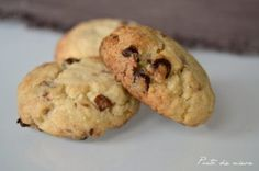 Chocolate Chip Cookies. Receta (recipe, recipe), comida (food, food)