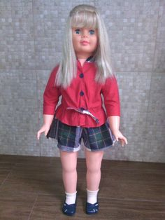 Boneca Amiguinha Estrela - R$ 800,00 no MercadoLivre