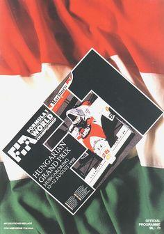 494GP - HUNGARIAN GRAND PRIX 1990