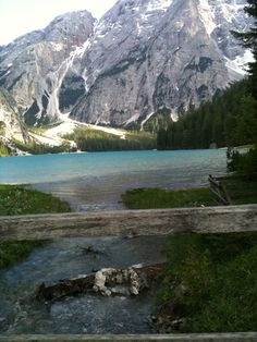 #Lake #Braies #South #Tyrol