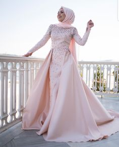 New Party Dress Short Night Long Sleeve Ideas Trendy Dresses, Nice Dresses, Casual Dresses, Short Dresses, Flower Girl Dresses, Prom Dresses, Dresses For Hijab, Dress Long, Wedding Dresses