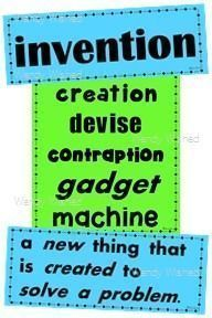 """Teach engineering design in science and get your students excited to develop new inventions that solve problems. These great visuals are included along with a """"Guess the Invention"""" game. See how fun science can be. Science Activities For Kids, Science Resources, Science Books, Science Experiments Kids, Teaching Activities, Teaching Science, Science Projects, 2nd Grade Classroom, Primary Classroom"""