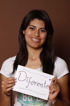 Different, Mónica Dolores Del Río Salguero, Estudiante de Psicología, Escobedo, México.