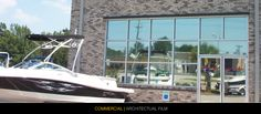 Commercial Window tinting Charlotte nc