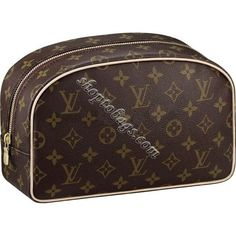 Louis Vuitton Monogram Canvas Toiletries Bag 25 M47527 Handbags