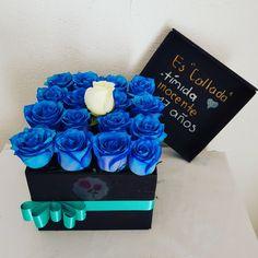 Flores Dear Boyfriend, Flower Bouquet Diy, Love Flowers, Creative Gifts, Flower Arrangements, Birthday Cake, Chocolate, Desserts, Guns