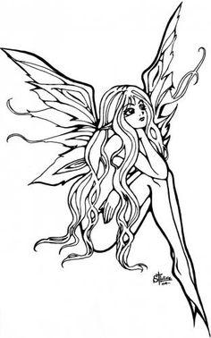 Avant je voulais une fée...