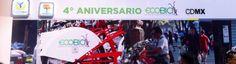 Celebra con el código ANIVERSARIO1 el 1er aniversario de tuola.mx y el 4to aniversario de @ECOBICI #nuevasformas