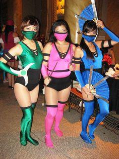 how to make easy mortal kombat halloween costume on my blog http - Mortal Kombat Smoke Halloween Costume