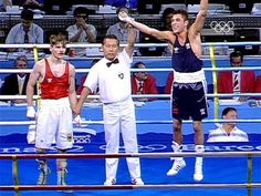 Highlights as the USA's Oscar De La Hoya's wins Gold in the Men's Lightweight Boxing during the Barcelona 1992 Olympic Games. 1992 Olympics, Boxing Videos, The Golden Boy, Olympic Games, Barcelona, Boys, Young Boys, Senior Guys, Sons