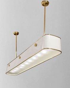 Large Swedish Modern Pendant by Bohlmarks for Nordiska Kompaniet, Stockholm image 2