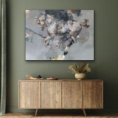 Pascale Chandler: Caprice: fine art | StateoftheART South African Art, Wall Colours, Hanging Art, Beautiful Horses, Canvas Size, Pet Birds, Original Artwork, Fine Art, Contemporary