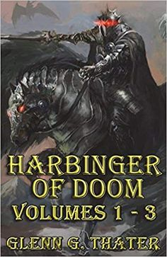 Harbinger of Doom (Volumes 1 - book Popular Books, Book Recommendations, Reading, Reading Books