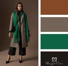 plus size fashion dress Colour Combinations Fashion, Color Combinations For Clothes, Fashion Colours, Colorful Fashion, I Love Fashion, Color Combos, Mode Bcbg, Colourful Outfits, Color Pallets