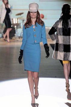 60's trends back for fall 2012