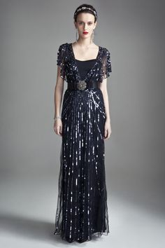 Temperley London Pre-Fall - inspired by Downton Abbey?
