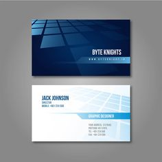 73 Best Visiting Card Designs Byteknightdesign Net Images In 2019